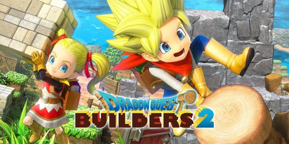 DRAGON QUEST BUILDERS 2 : trailer de lancement