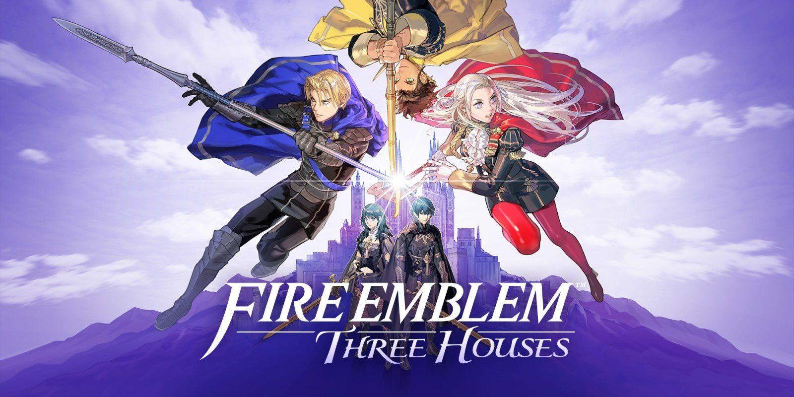 Fire Emblem : Three Houses présente le clan « Cerfs d'Or »