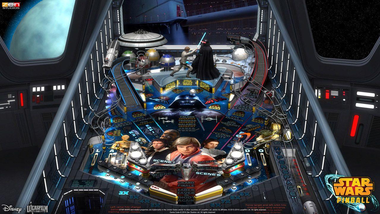 Star WarsPinball