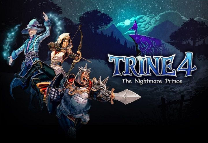 Trine 4 : The Nightmare Prince et Trine: Ultimate Collection débarquent le 8 octobre.