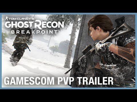 Ghost War, le mode PvP de Ghost Recon Breakpoint