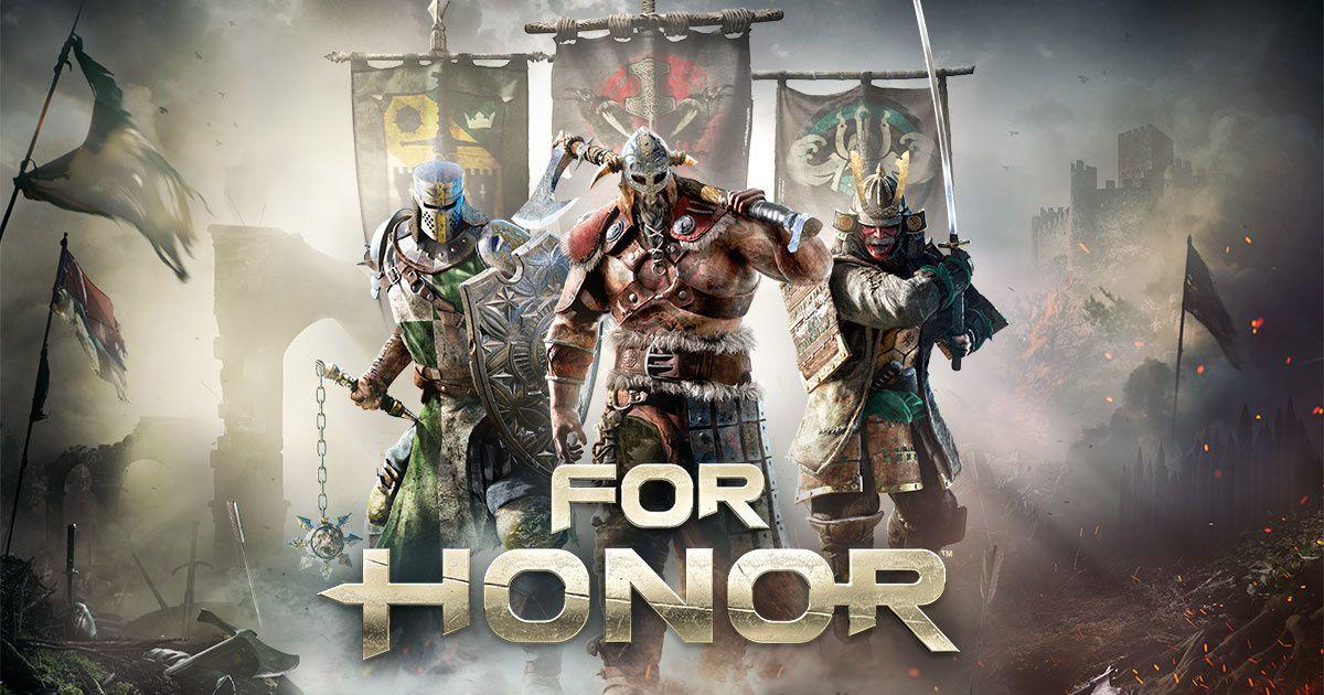 l'Edition standard de For Honor est disponible gratuitement jusqu'au 27 août sur Uplay PC