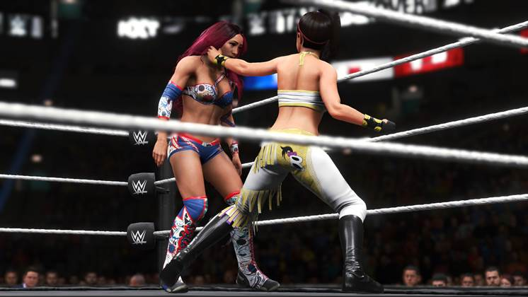 WWE 2K20 Showcase raconte l'histoire de la Women's Evolution