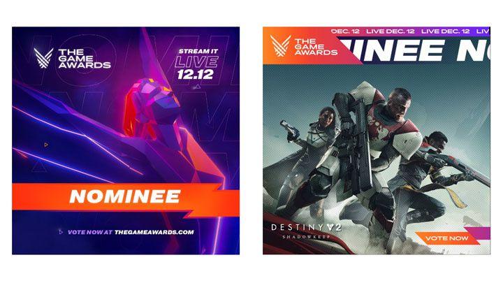 The Game Awards 2019 - Destiny 2 nommé dans deux catégories !