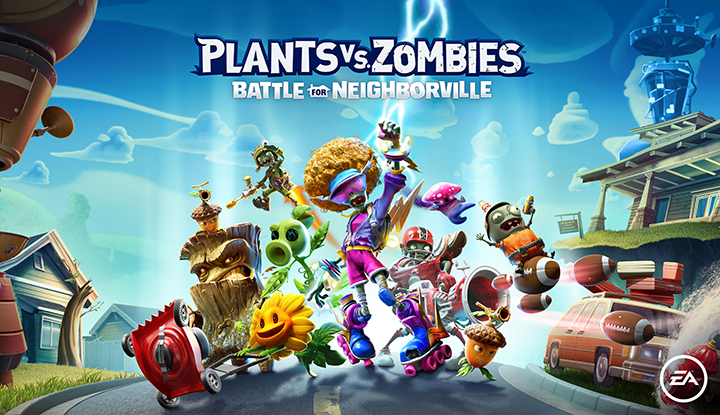 Joyeux Feastivus de la part de Plants vs Zombies : La Bataille de Neighborville !