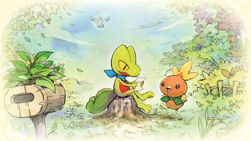 Pokémon Donjon Mystère : Équipe de Secours DX annoncé et daté + démo !
