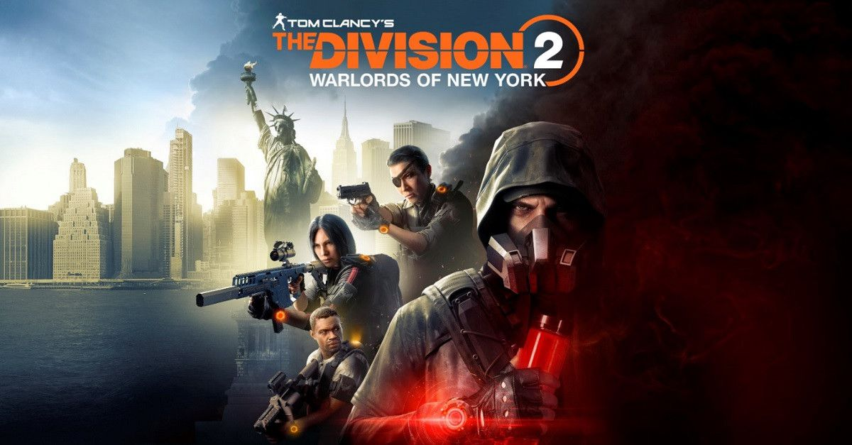 Tom Clancy's The Division 2 Warlords of New York sera disponible le 3 mars 2020