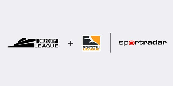 L'Overwatch League et la Call of Duty League collaborent avec Sportradar