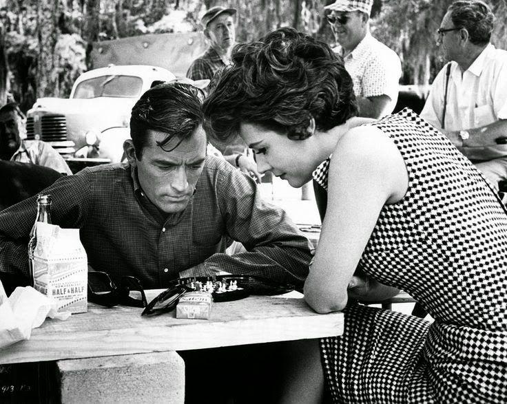 La photo du dimanche-Gregory Peck