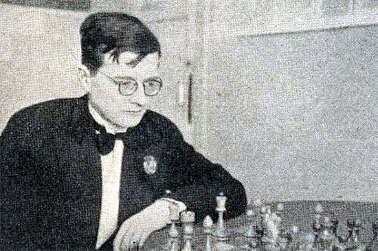 La photo du dimanche, Chostakovitch