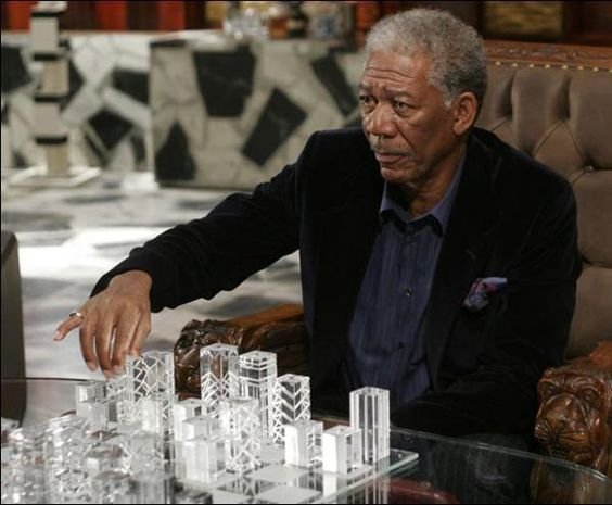 La photo du dimanche-Morgan Freeman