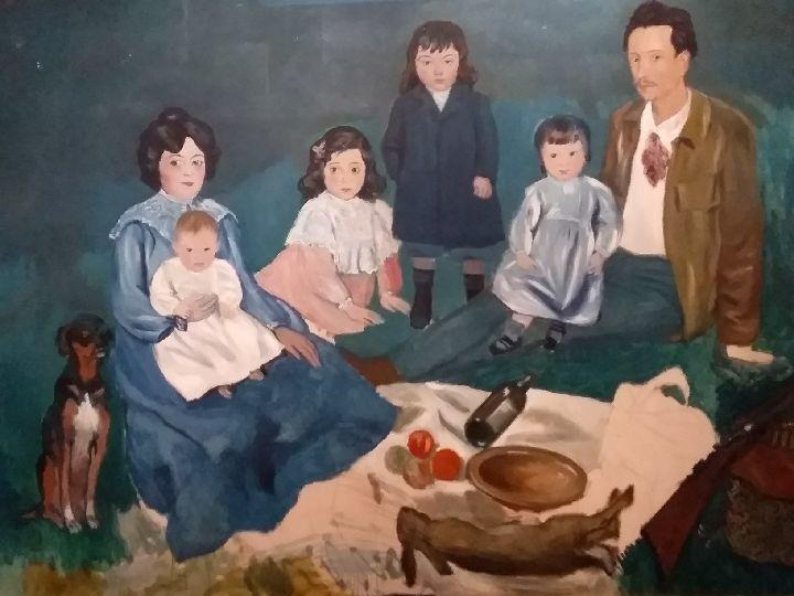 Ados ravis des sorties culturelles - Musée d'Orsay novembre 2018