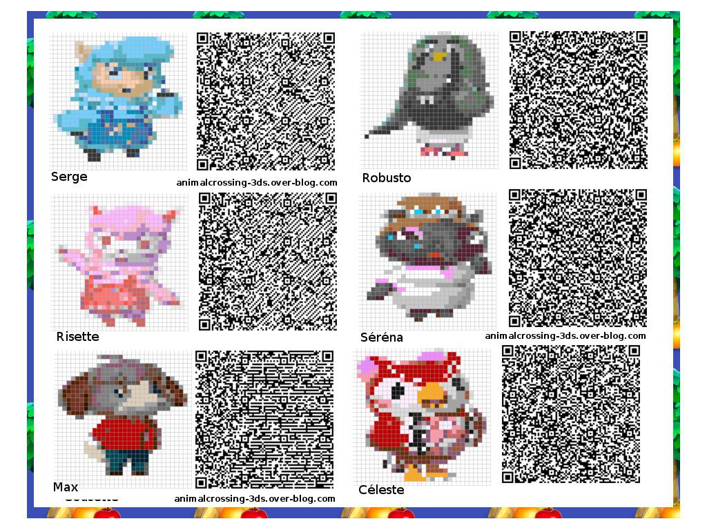 Hairstyles In Animal Crossing