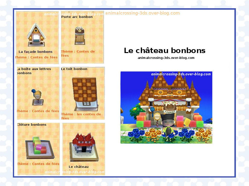 Maison bonbon animal crossing new leaf ventana blog for Agrandissement maison animal crossing wii