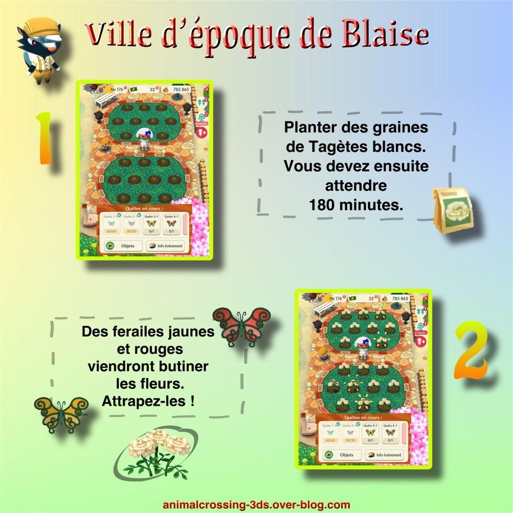 Ville d'époque de Blaise (partie 2) : en cours...