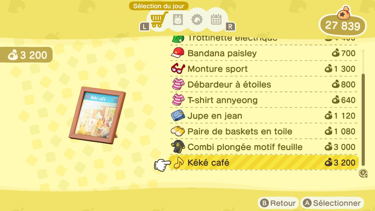 Le Nook Shooping