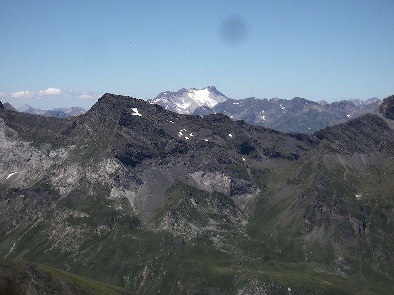 Pic du Garlitz  2798m.