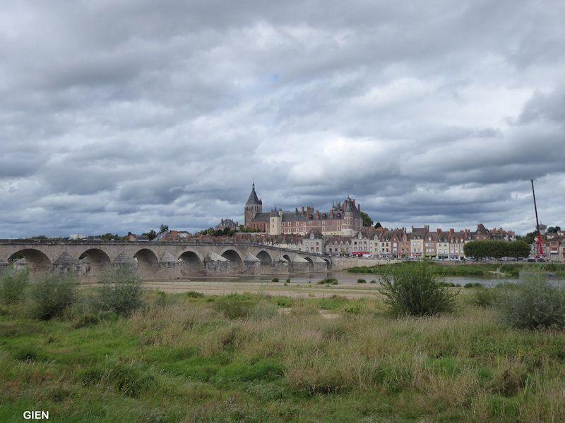 La Loire en vélo  du 03 au 10 Septembre 2017