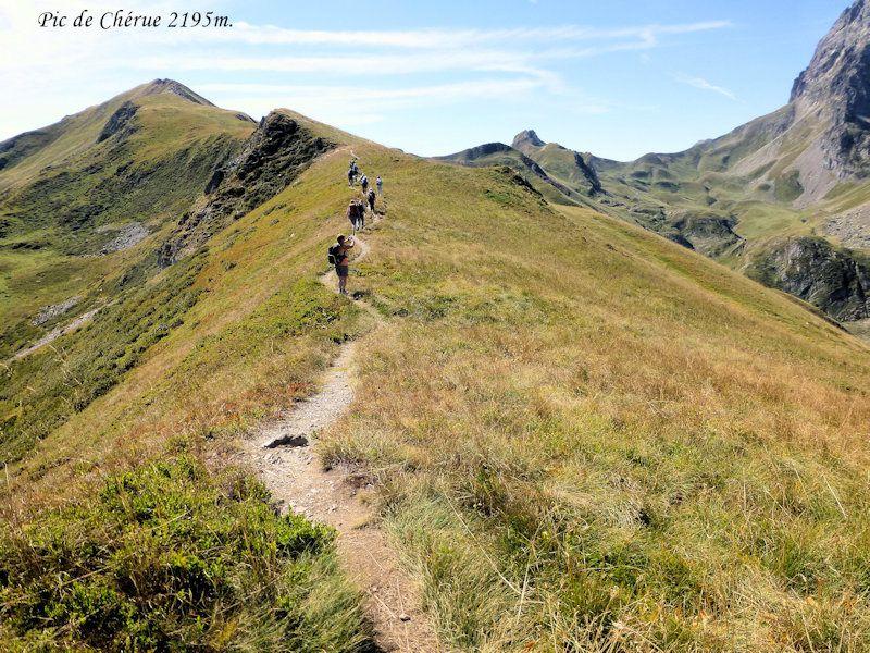 Le Chérue 2195 m