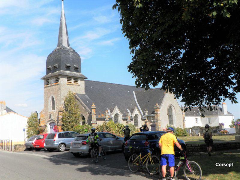 La Loire en vélo du 02 au 10 Septembre 2018