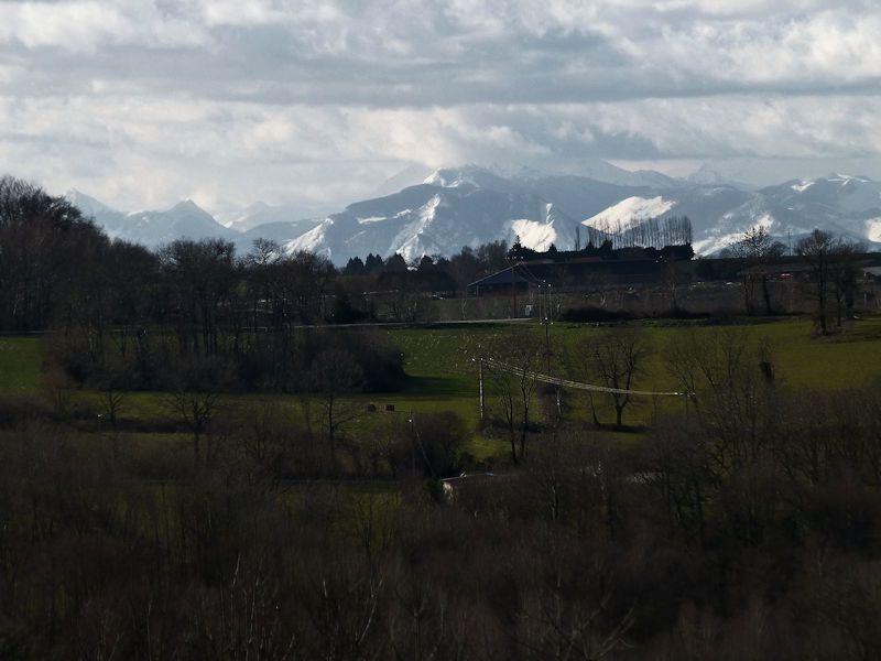 Clarens, Circuit du trail des tourbières 03 /02/2019