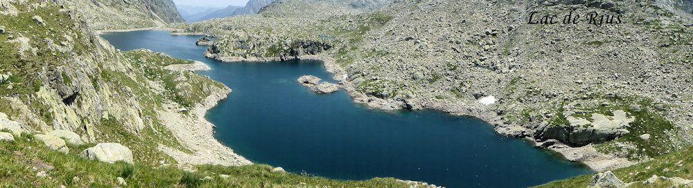 Lacs  Redon  et  Rius