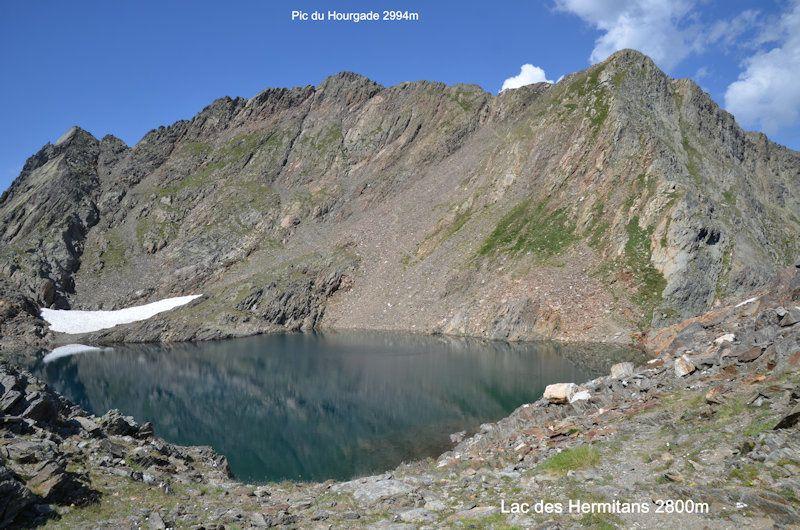 Pic de Hourgade 2964 m