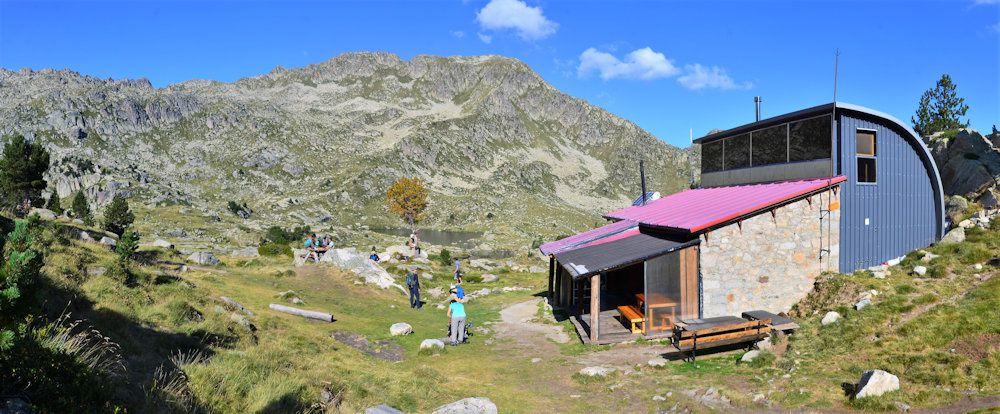 Le Tuc de la ratera 2860 m