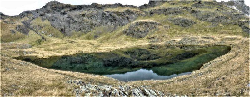 Le lac de Héchempy