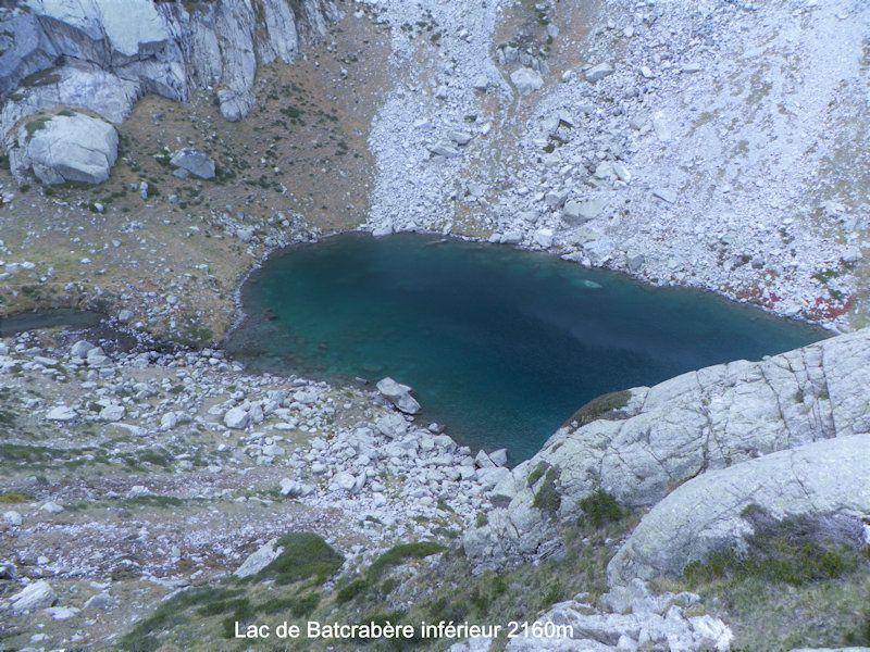 Les lacs de Batcrabère