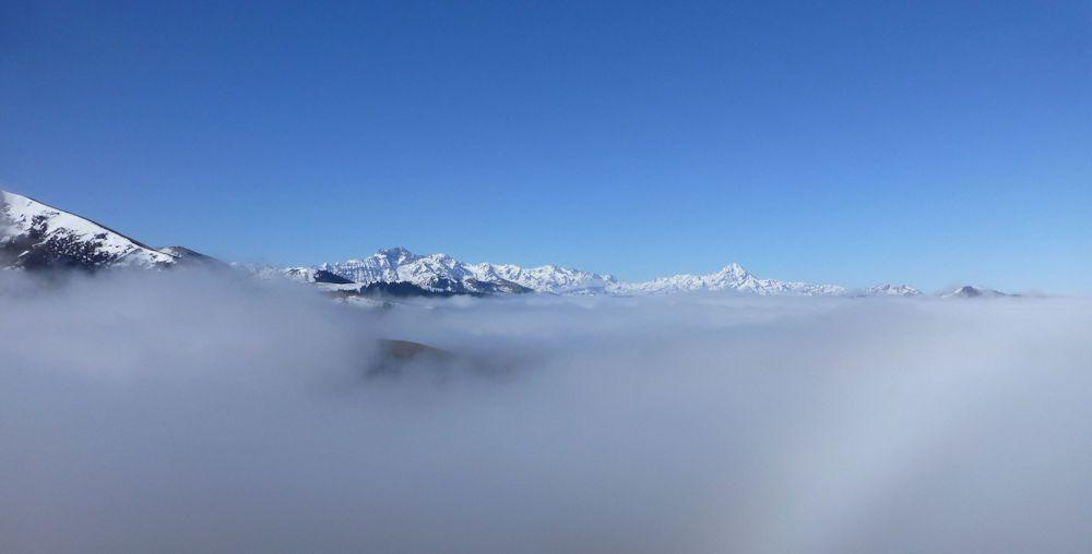 Douly et brouillard