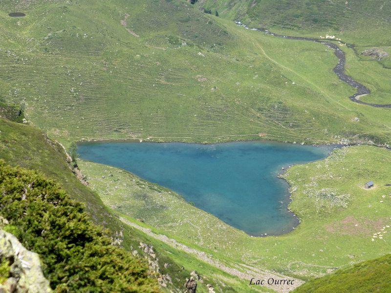 Lac de Bassias (2070m.)