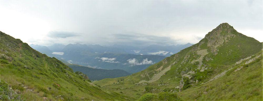 Pic de Montious 2171m.