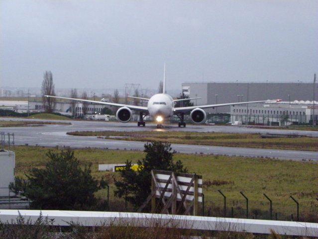 L'aéroport Roissy CDG