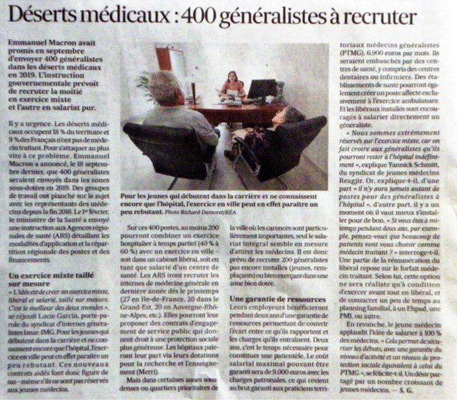 Communauté de communes du pays de Valois : La précarité médicale guette les habitants de Crépy en Valois