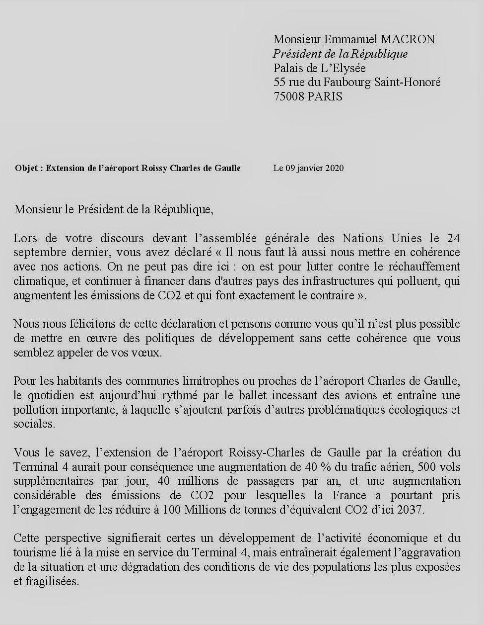 Communauté de communes du pays de Valois : Plus d'une trentaine d'élus du Val d'Oise refusent le projet du futur terminal 4 de Roissy CDG