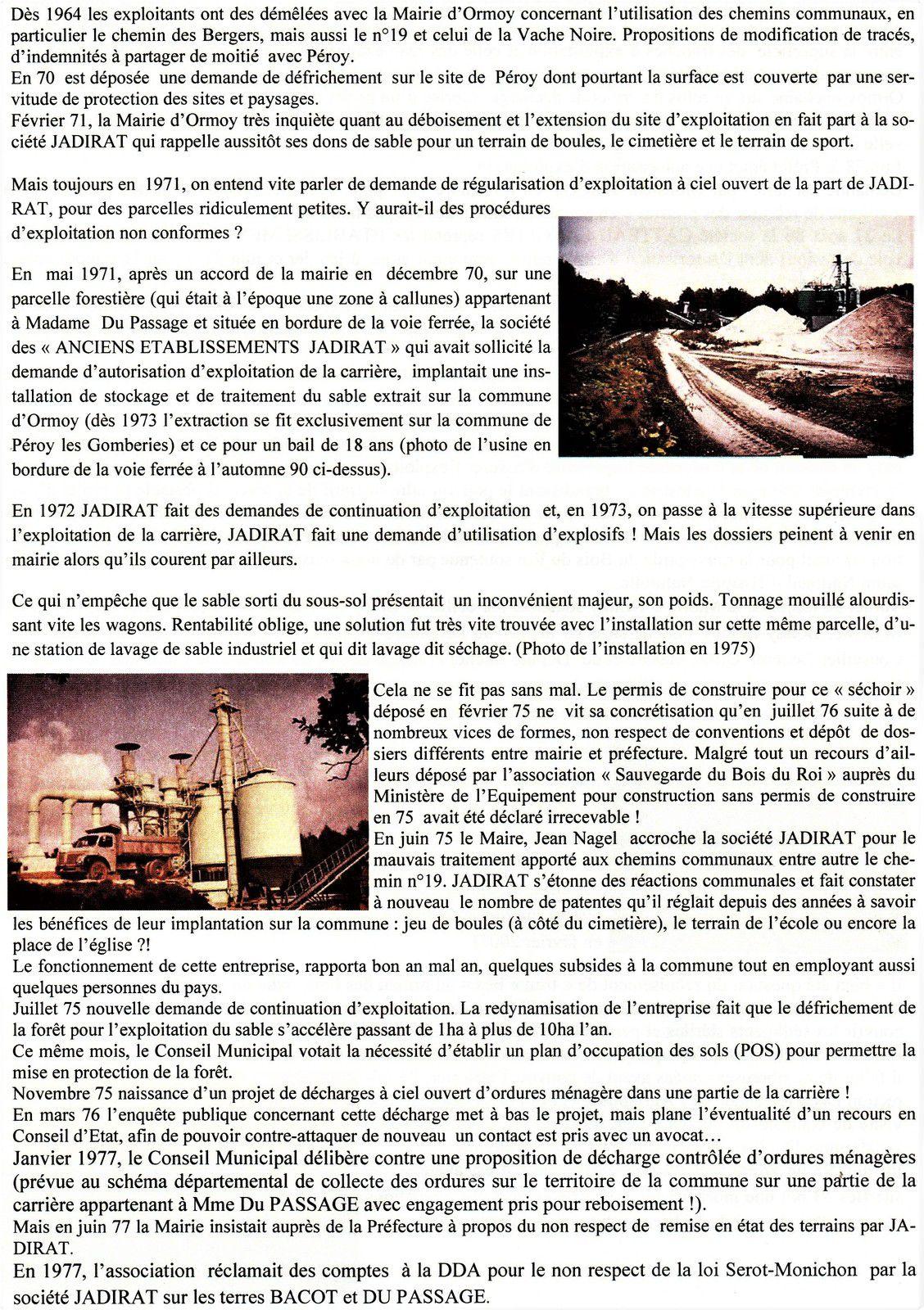 Communauté de communes du pays de Valois : L'historique du bois du roi –  Saison 1, épisode 1/3