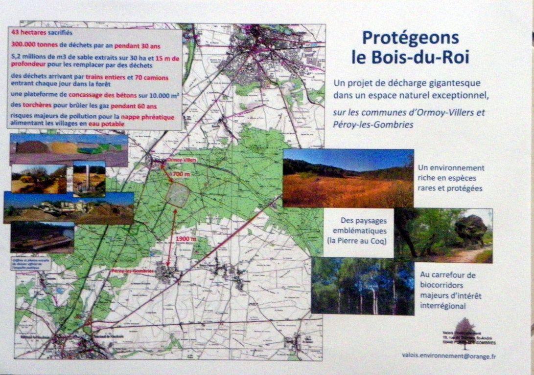 Le biocorridor du bois du roi dans le pays de Valois