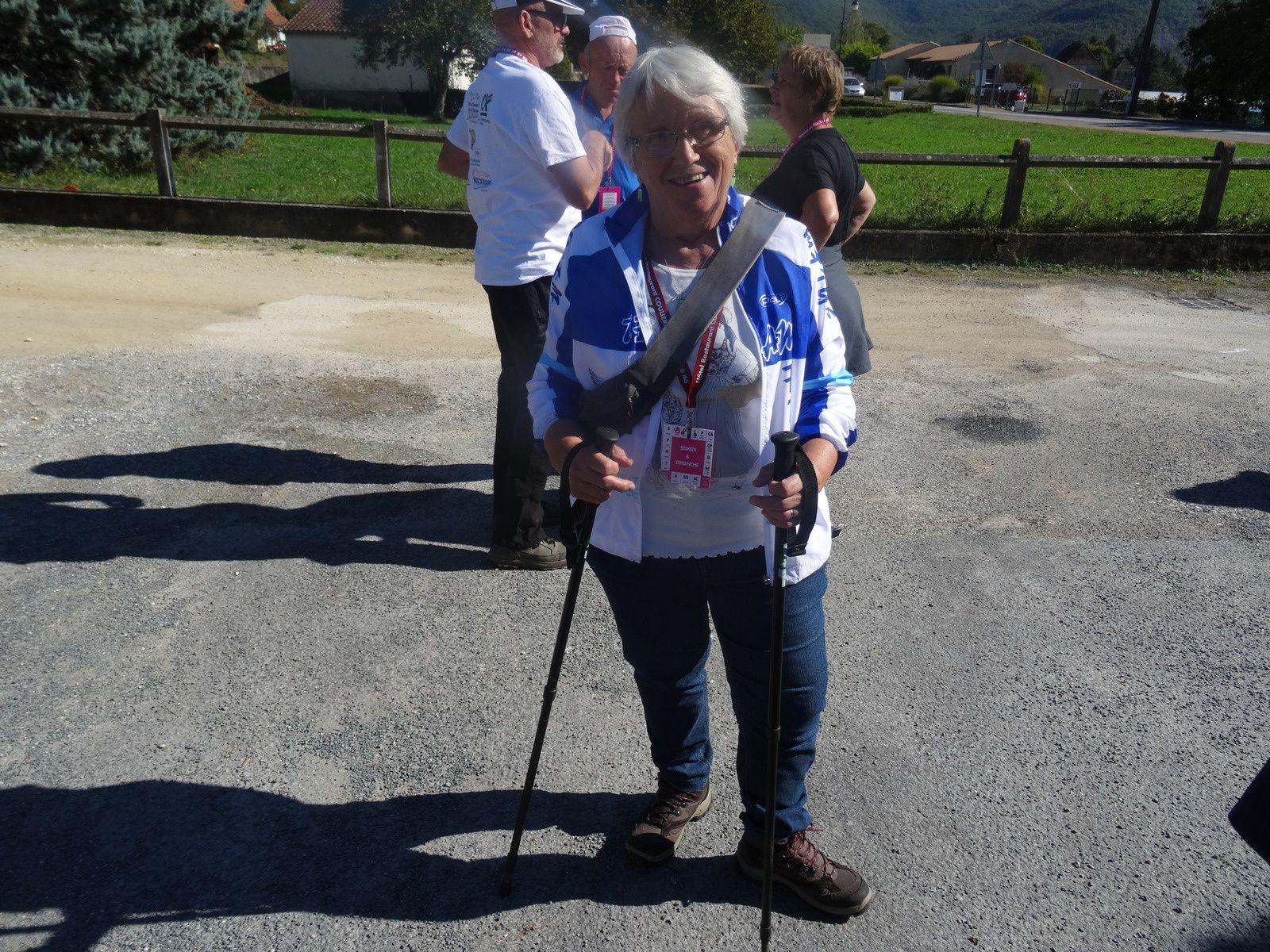 2ème étape Orliaguet à Cazoules
