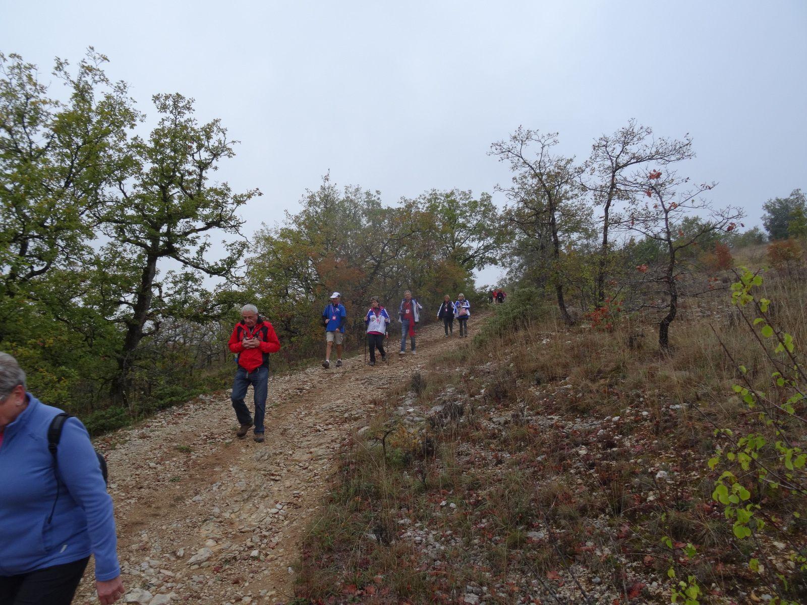 1ère étape Borrèze à Orliaguet