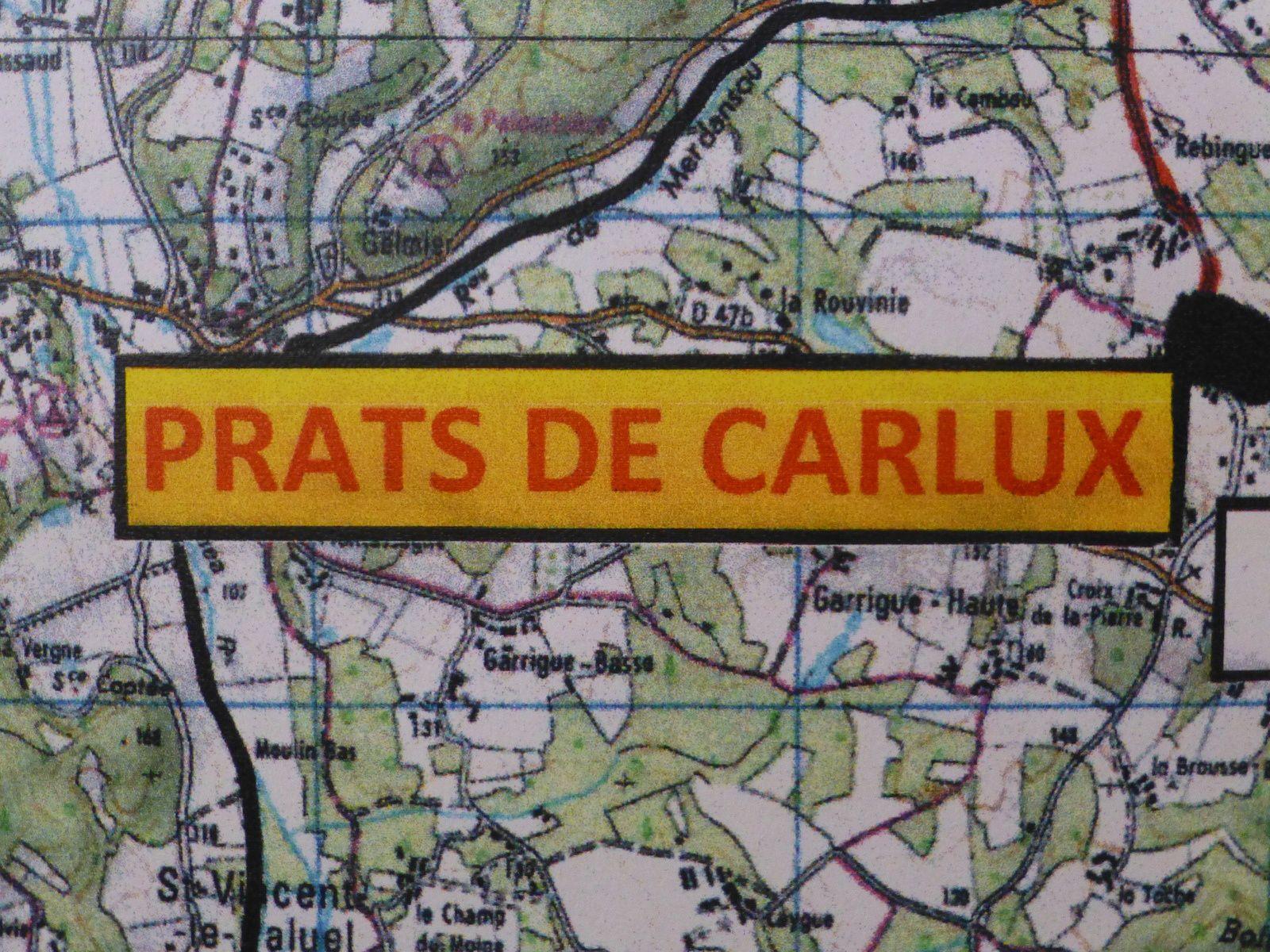 PRATS DE CARLUX, SIMEYROLS, CARLUX