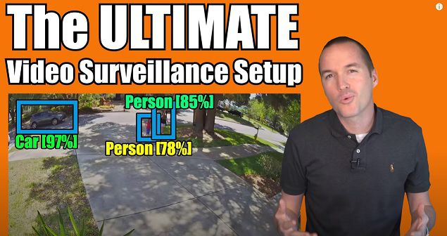Build The BEST Security Camera NVR: Free Locally Processed AI Computer Vision with Blue Iris.