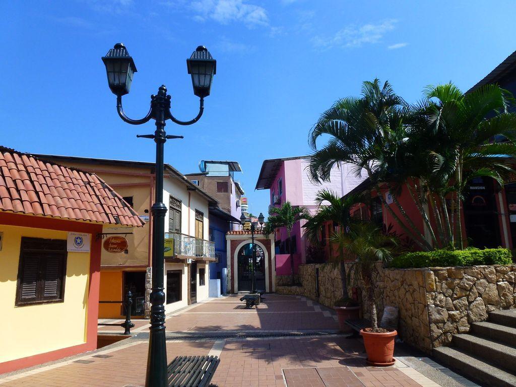 Balade à Las Peñas, quartier bohème de Guayaquil