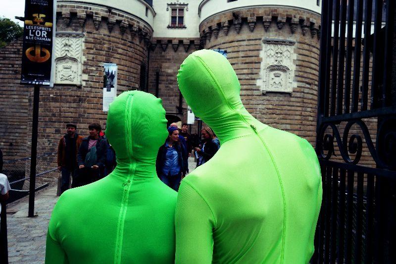 Ma ville, ta ligne verte prend forme humaine...