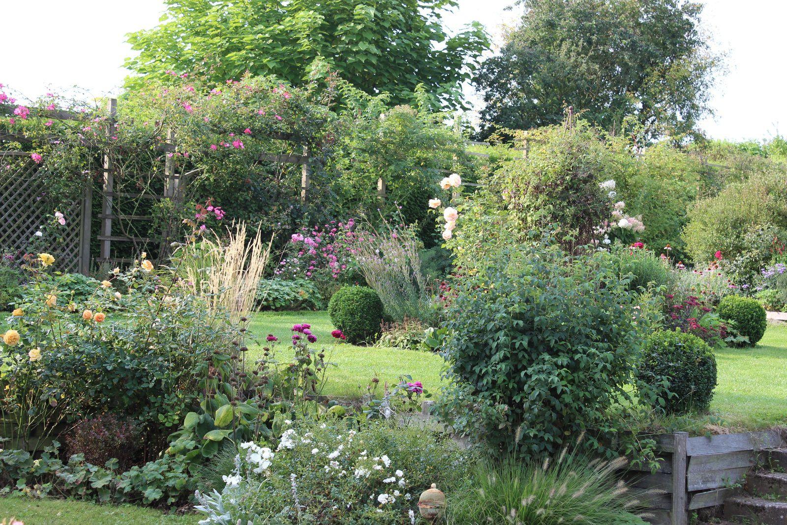 Fin août au jardin (1)