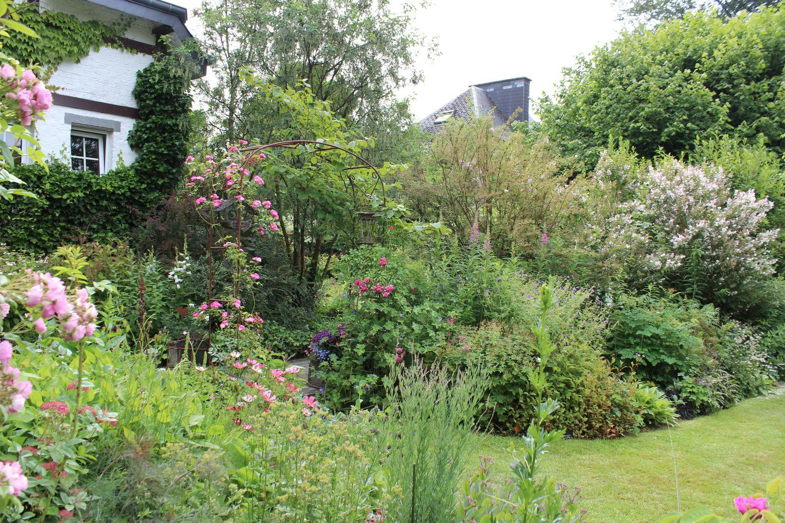 Le jardin des Airelles