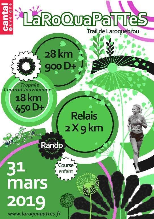 Trail de Laroquebrou