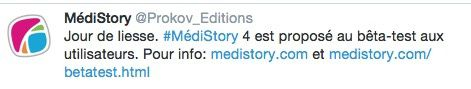 "MS4 "" MédiStory 4x4 : sortez des sentiers battus """