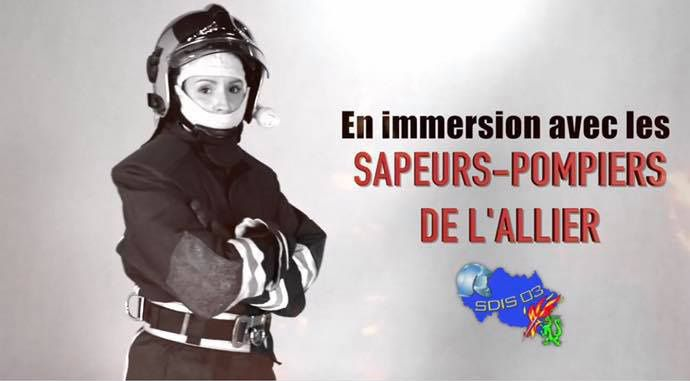 """SDIS 03 - Episode 2/4 : """" En immersion avec les sapeurs pompiers de l'Allier """""""