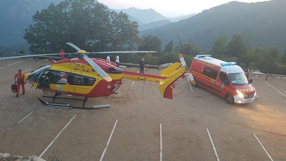 Corse - Accident canyoning : 4 morts dont une fillette, une cinquième personne portée disparue